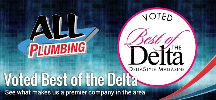 For Delta Water Heater and Faucet repair in West Monroe LA, see why we were voted Best of Delta.
